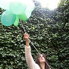 Green Essence #1 by whitelikeblack
