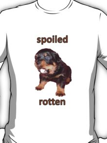 Spoiled Rotten T-Shirt