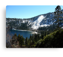 Beautiful South Lake Tahoe Canvas Print