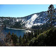 Beautiful South Lake Tahoe Photographic Print