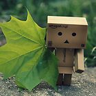 Danbo in green by muflena