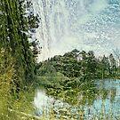 Falling Down  by Rick  Todaro