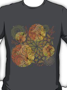 Floral mandalas T-Shirt