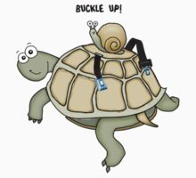 Buckle up for Safety! Kids Clothes