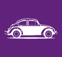 VW 1961 Beetle Shirt - White by melodyart