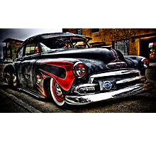 Greaser Style Baby!!! Photographic Print