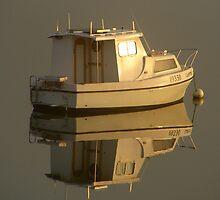 Little Boat by Kathryn Potempski