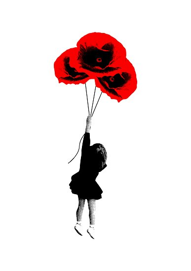 Poppy Girl by Jem Wright