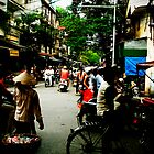 Hanoi Busy by Ben Rees
