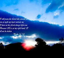 I Will Praise The Lord by Marie Sharp