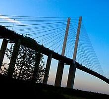 QE2 Dartford Crossing by Mark Hughes