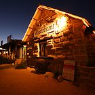 """The Old Pearler at Dusk"" Shark Bay, Western Australia by wildimagenation"