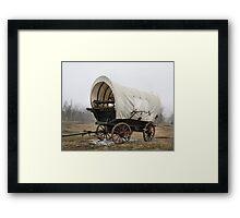 An'  Wheres Cookie? The Chuck Wagon   Framed Print
