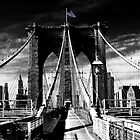 Brooklyn Bridge by Jeff Blanchard