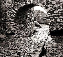 Palamidi - 18c. Venetian castle by George Parapadakis (monocotylidono)