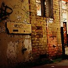Urban Decay by Richard Hill