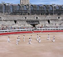 Bullfight in Arles by fatvirgin