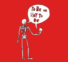 To be or not to be  . . . by David Barneda