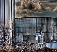 Port Stanley HDR by Mike Whitman