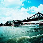 Chao Phraya river by dylanlim