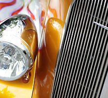 Hotrod Headlight by Andrew Harris