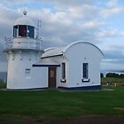 Crowdy Head Lighthouse by Graham Mewburn