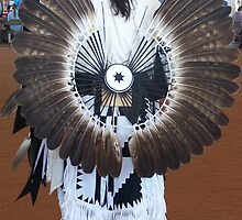 Cherokee Indian by wayatsagi