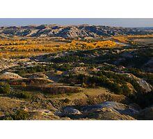 North Dakota Landscape Photographic Print
