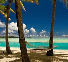 Aitutaki, Cook Islands by Thomas Peter