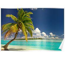 Aitutaki, Cook Islands Poster