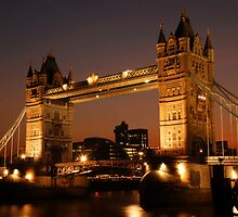 Tower Bridge by dberry