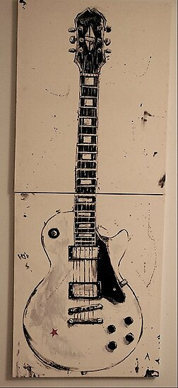 les paul custom by farreaching