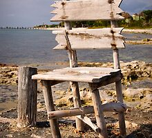 The Fisherman's Chair by Charles Dobbs Photography