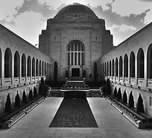 Australian War Memorial by DianaC