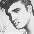 Elvis Presley - Anthony Mitchell by Anthony Mitchell