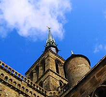 Mont Saint Michel abbey by chris73