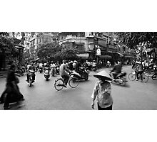 Crazy Road Photographic Print