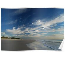 A Piece of Paradise - Bribie Island Poster