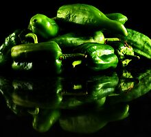 Hot Green by Ingz