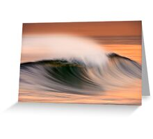 Point Mugu Wave Greeting Card