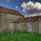 Old Barn - Lastingham North Yorkshire by Trevor Kersley