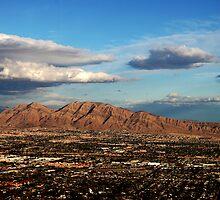 Las Vegas Sky by photodivaanna