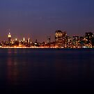 City That Never Sleeps(c) by Charles Adams