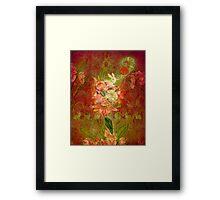 Le Jardin Des Lapins Framed Print