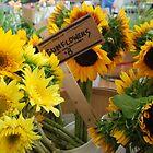 Market - Sunflower Bouquets by rabeeker