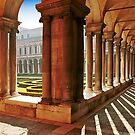 Venezia  - S.Giorgio Maggiore - Internal Cloister by paolo1955