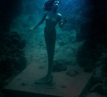 Lady in the Water by MelissaMcD