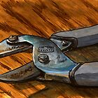 Pruning Shear by bernzweig