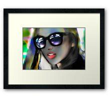 Fervent Framed Print