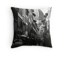 Down to il Duomo Throw Pillow
